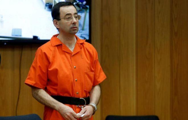 Nassar, el pasado noviembre, en el juzgado del condado de Eaton.