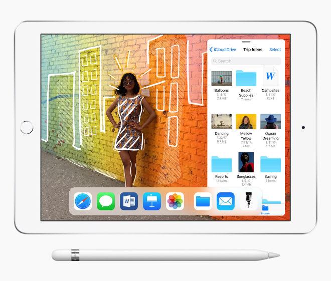 Nuevo iPad 2018: características, precio y novedades anunciados por Apple