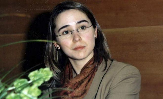 Tania Varela en una imagen de archivo.