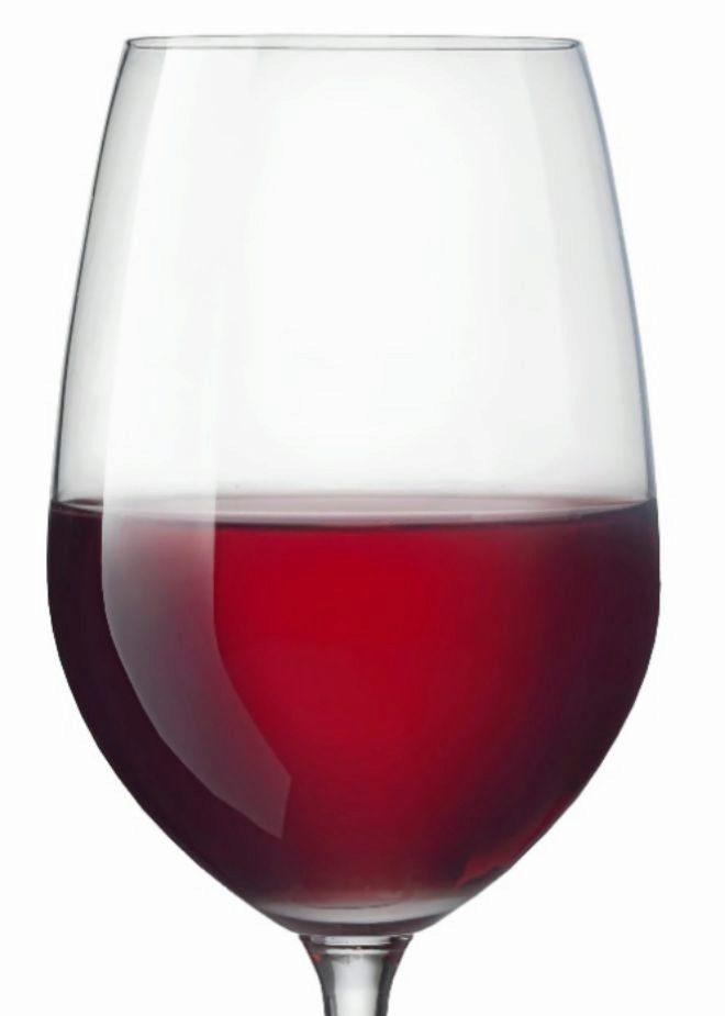 beneficios de tomar una copa de vino en la noche