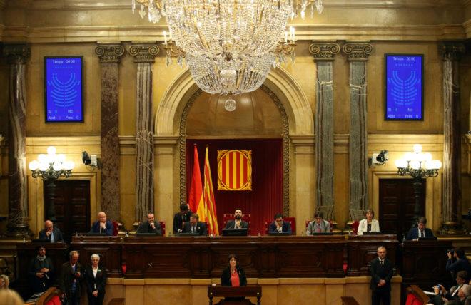 Cataluña sigue en el bucle