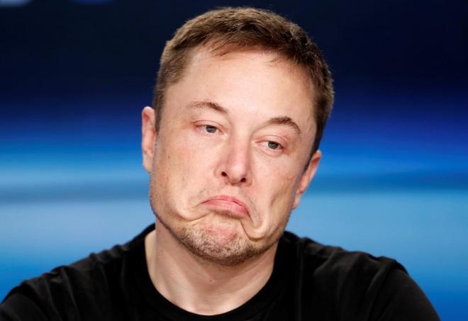 Elon Musk es el máximo accionista de Tesla.