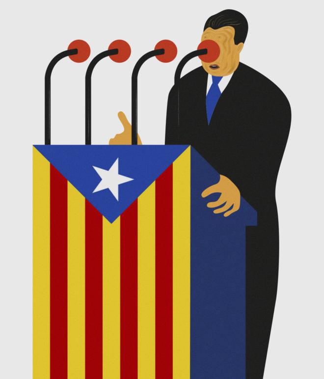 Cataluña: de la tragedia a la farsa