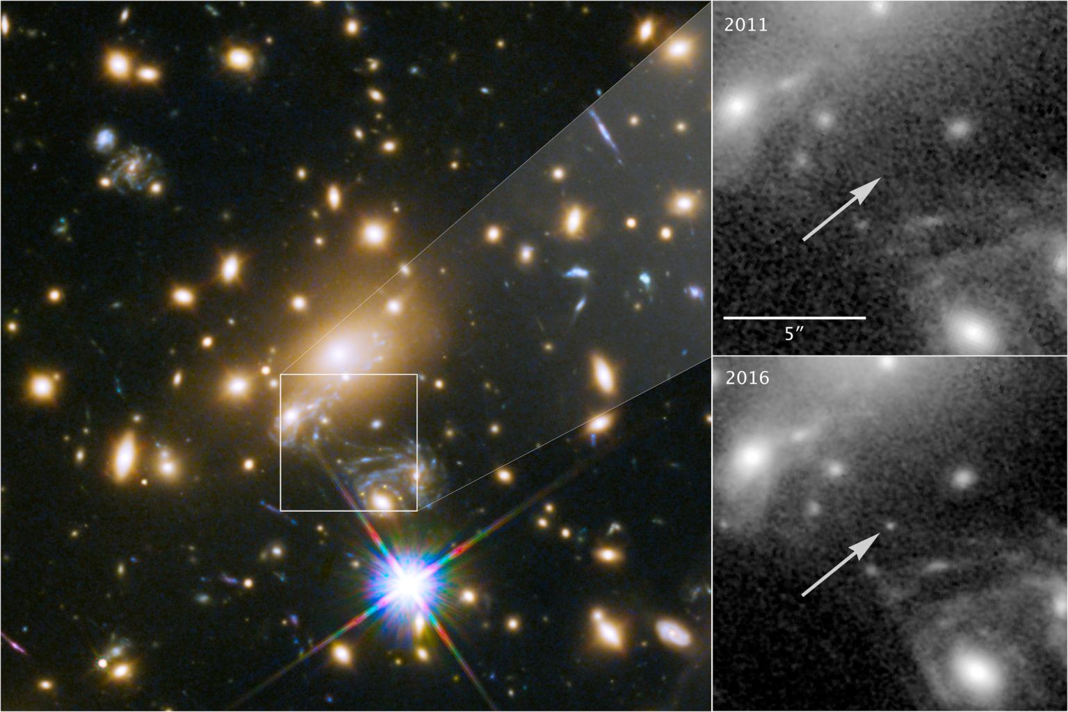 Icarus, la estrella más lejana que vemos | Ciencia