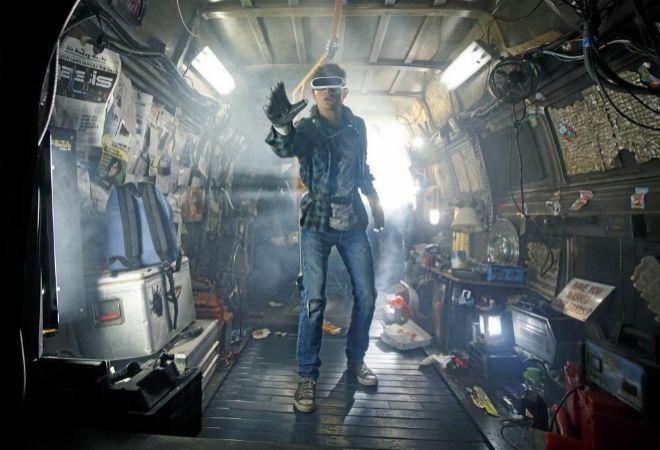 Una imagen de 'Ready Player One', la última película de Steven Spielberg.