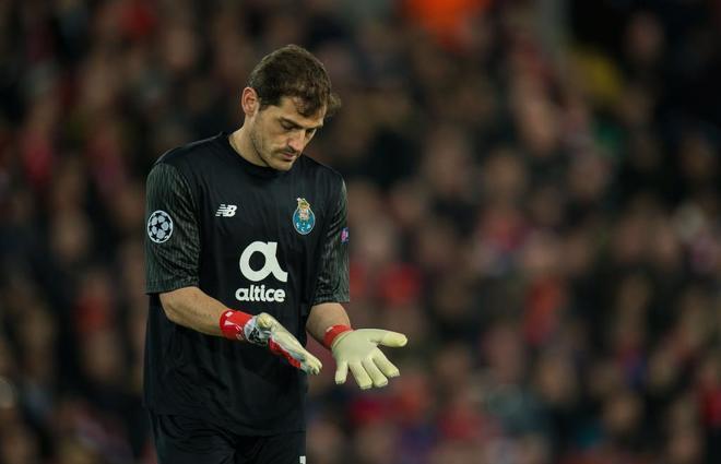 1.000 veces Iker Casillas