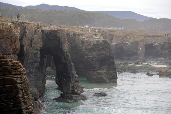 playa de las catedrales xunta galicia