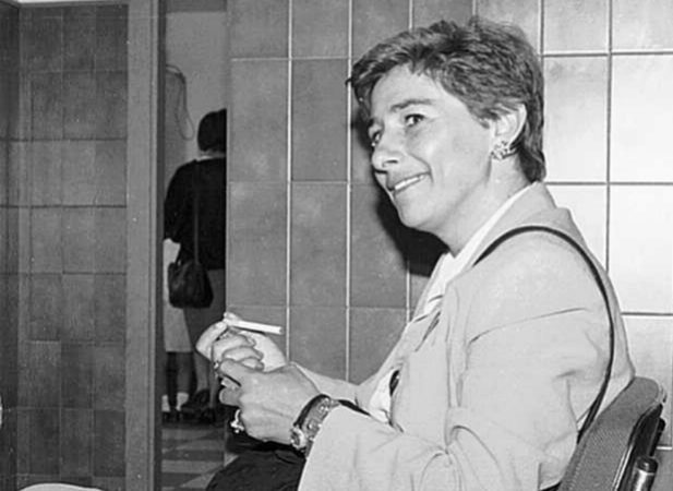 Josefa Charlín, hija de Manuel Charlín.