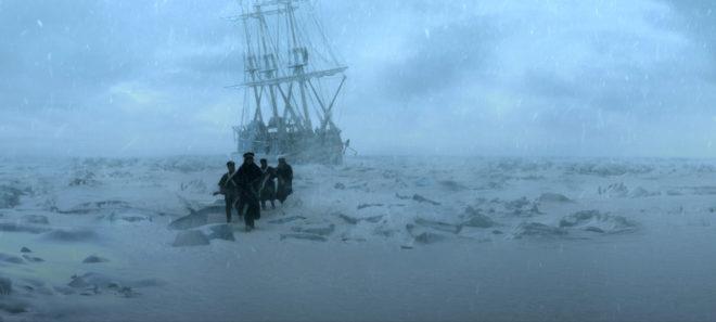 Fotograma de la nueva serie de AMC, 'The Terror'.