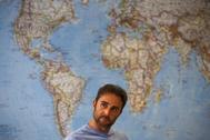 El informático Hervé Falciani, detenido en Madrid