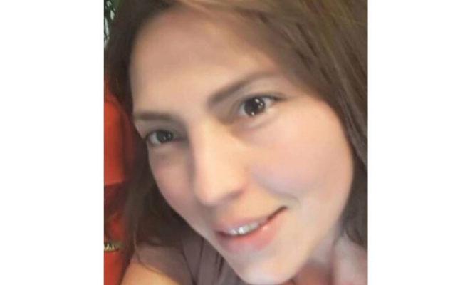 Zuni Adela Baez Mancuello, desaparecida el pasado 6 de marzo.