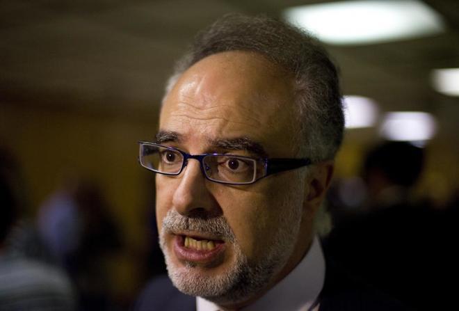 El ex conseller Carles Manera.