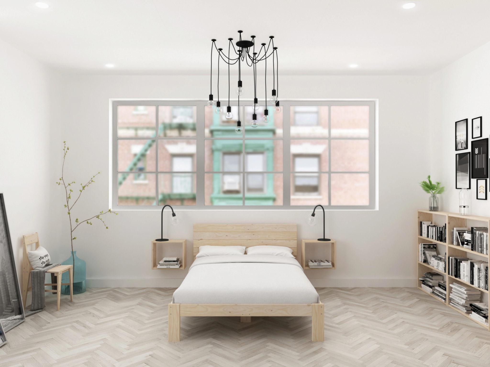 lufe muebles awesome dormitorio decorado con muebles de