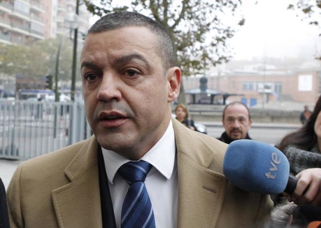 El empresario dueño de la empresa Diviertt, Miguel Ángel Flores.