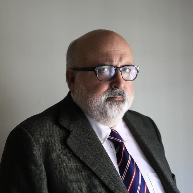 El escritor y periodista catalan Valenti Puig.