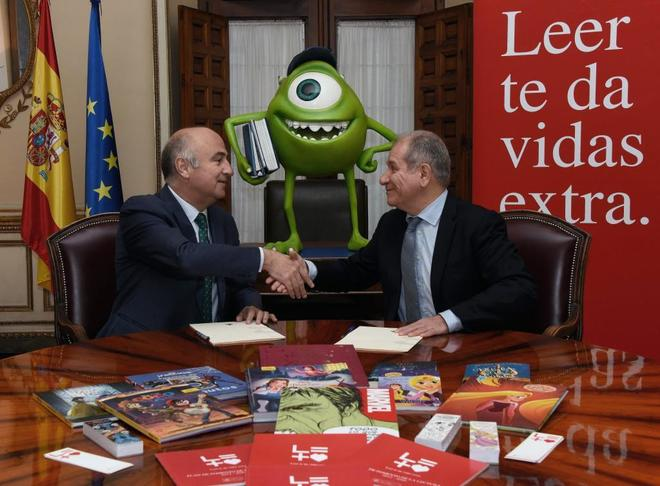 Fernando Bezo y Simon Amselem.