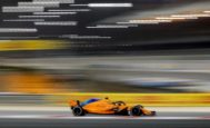 Alonso, el domingo, en el circuito de Sakhir.