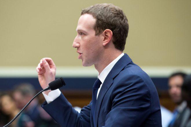 Facebook ha donado más de medio millón de dólares a los políticos que interrogan a Zuckerberg
