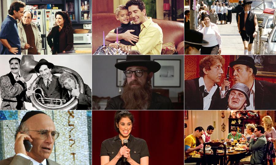 De Woody Allen a `Friends` o `Seinfeld`, los judíos son