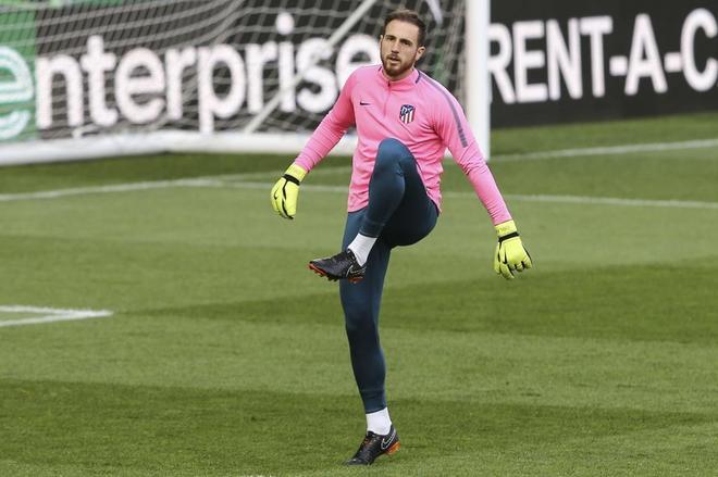 busca lo mejor gran descuento nueva colección Europa League: Oblak, los guantes que quiere toda Europa ...