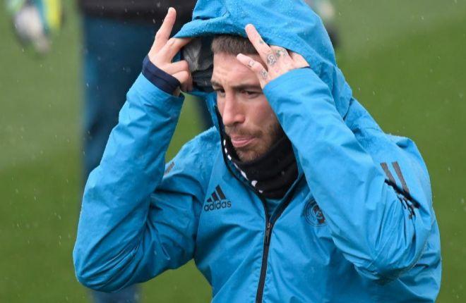 El incidente de Sergio Ramos en el túnel de vestuarios que le puede costar la ida de semifinales