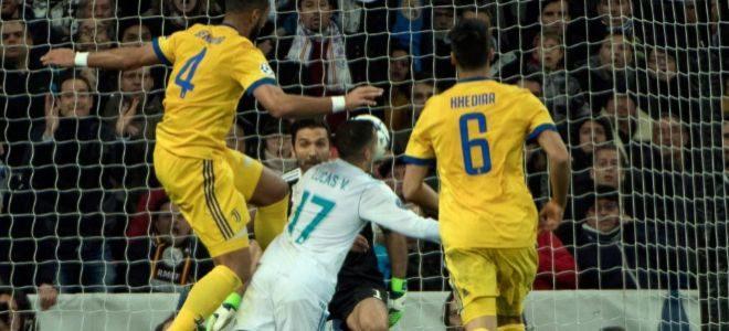 Real Madrid 1 - Juventus 3  Un penalti devuelve la vida a un ... 4d13f43f0fc4a