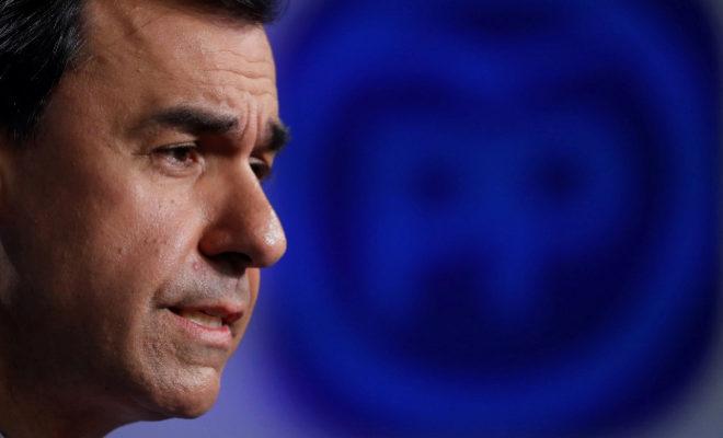 El coordinador general del PP, Fernando Martínez-Maíllo, esta semana.