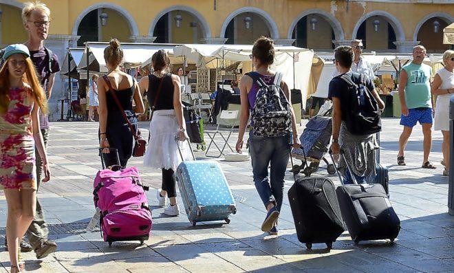 El temor a las multas 'elimina' un 35% de pisos turísticos en Palma