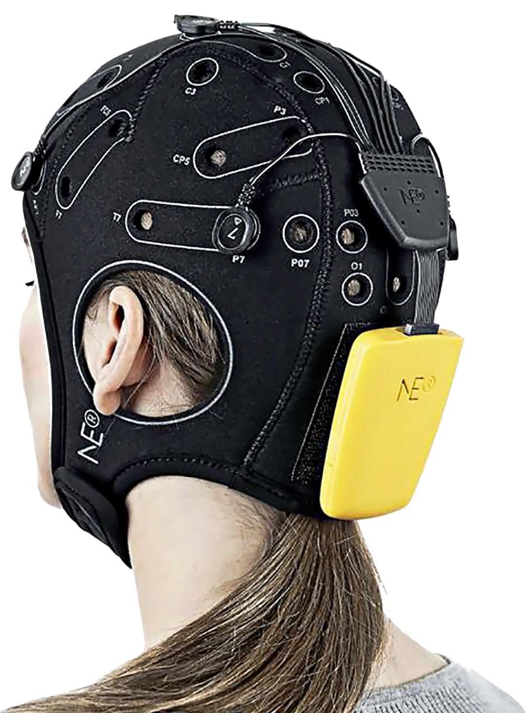 El casco que rejuvenece el cerebro