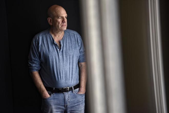 David Simon, creador de series como 'The Wire', 'Treme' o 'The Deuce'.