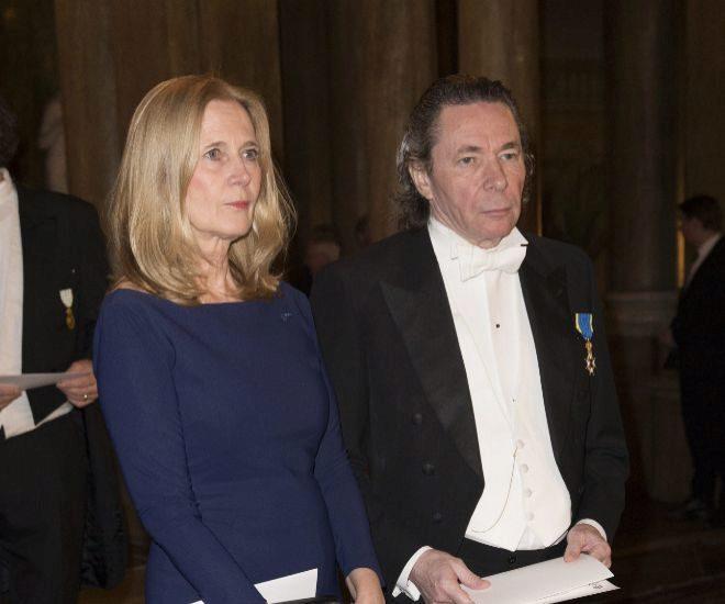 Jean Claude Esta Casado Con Katarina Miembro De La Academia Y Siempre Van A La Entrega Del Premio Zuma Press