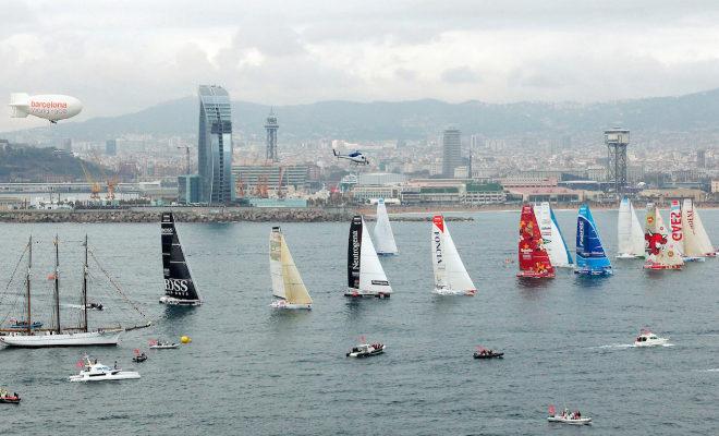 Valencia aspira a una Barcelona World Race 'light' para abril de 2019