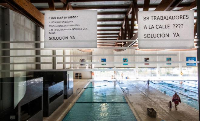 250 Trabajadores De Centros Deportivos Municipales En Vilo Por La Decisión Que Tome Carmena Madrid