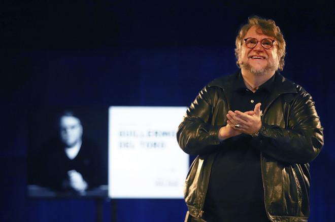 Un huracán llamado Guillermo del Toro
