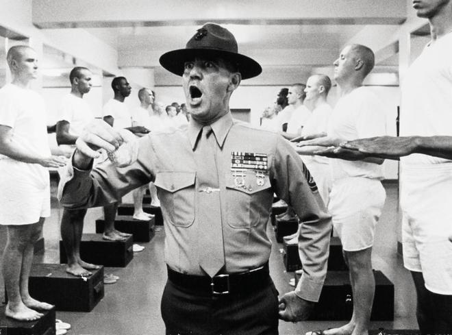 Muere R. Lee Ermey, el instructor más duro del cine