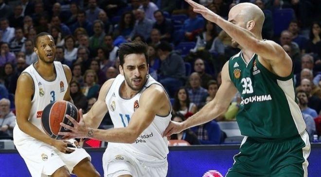 Palo para el Real Madrid: Campazzo pasará por el quirófano y se pierde los cuartos contra el Panathinaikos