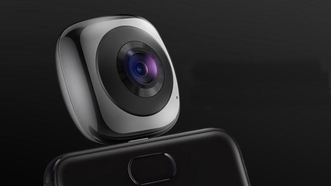 Huawei EnVizion es una de las cámaras de 360 grados más fácil de usar del mercado