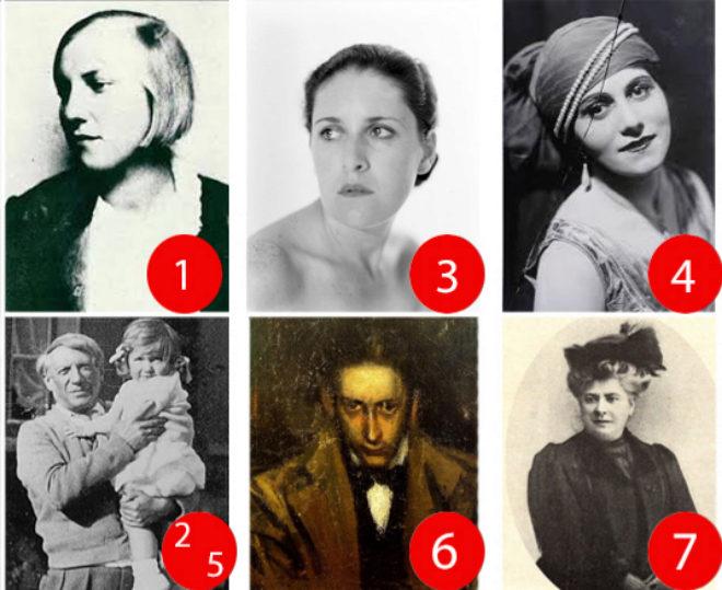 Las cinco mujeres que Picasso escondió en el Guernica, y por qué él es el  toro   Crónica