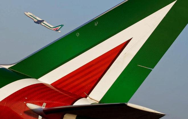 Lufthansa, la gran favorita para hacerse con Alitalia