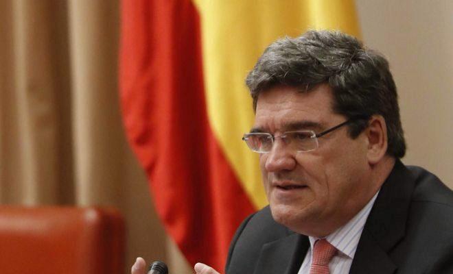 El presidente de la Autoridad Fiscal, José Luis Escrivá, durante su comparecencia en el Congreso.