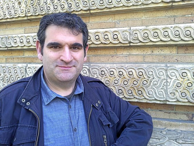 El escritor Jordi Puntí.