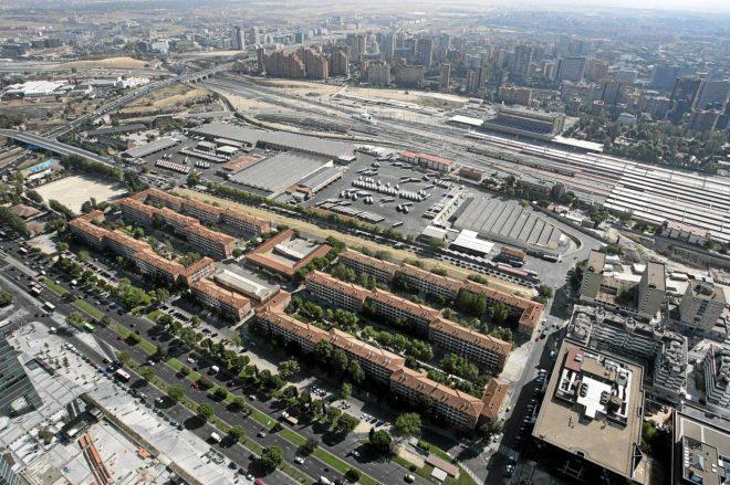 Comienzan los trámites para la puesta en marcha del proyecto Madrid Nuevo Norte