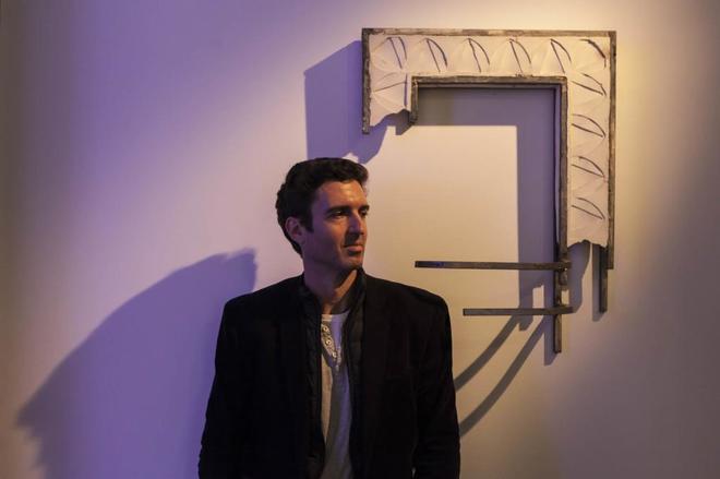 Juan Garaizabal: en el arte como en la guerra