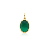 Con piedra verde (175 euros).