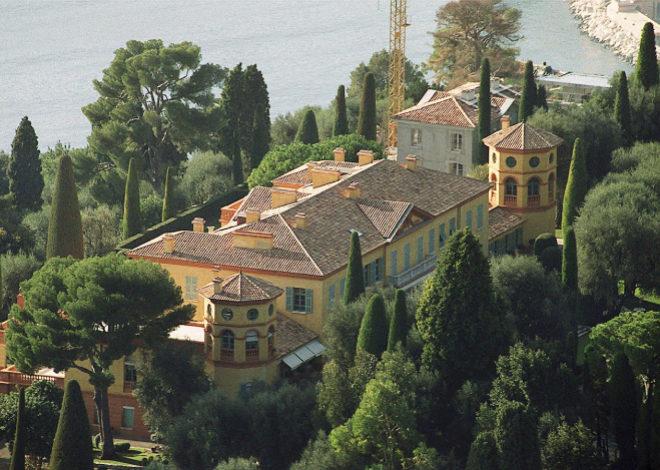 Estas Son Las Mansiones Más Lujosas Del Mundo Vivienda