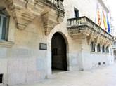 Sede de la Audiencia Provincial de Palma.