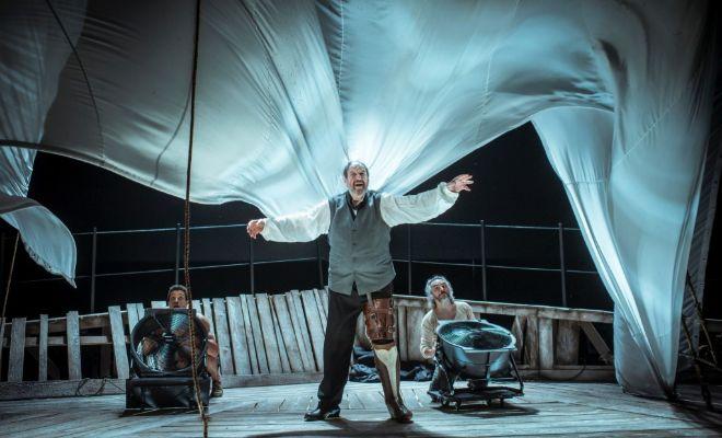 """""""Estoy contento de haber sobrevivido a Ahab"""""""