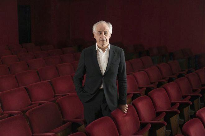 """Toni Servillo: """"El teatro es un misterio, el arte de perderse y volverse a encontrar"""""""