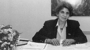 Carmen Avendaño, Presidenta de 'Erguete', agrupación de asociaciones...