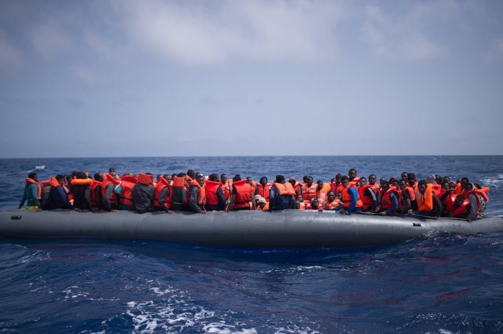 La acogida de refugiados desciende un 25% en Europa en 2017